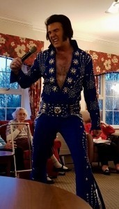 Pete Webb - Elvis Tribute Act