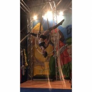 Samantha M Ritzer - Aerialist / Acrobat