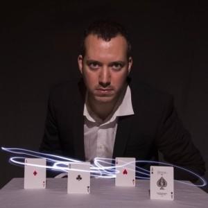 STEPHEN BARRY - Wedding Magician