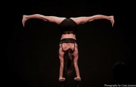 Morgan Oldham  - Aerialist / Acrobat