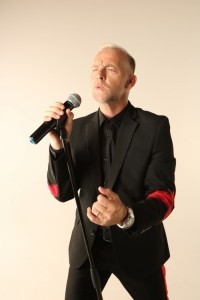 Tony Kay as Gary Barlow - Other Tribute Act