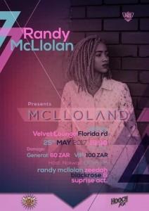 Randy McLlolan - Female Singer