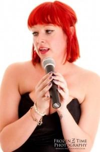 Jenna Hall - Female Singer