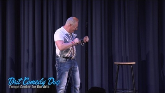 Daniel Nightingale (AKA Brit Comedy Doc) - Clean Stand Up Comedian