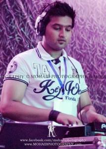 Dj Afraz  - Nightclub DJ