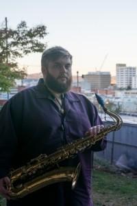 Angus Leighton - Saxophonist