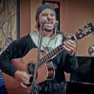 Jonathan Pierce - Guitar Singer