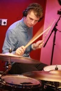 Bradley Vizard  - Drummer