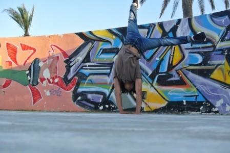Urban Football Dance  - Street / Break Dancer