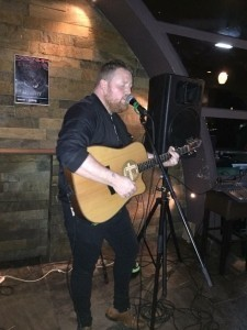 Matthew Mcghie  - Acoustic Guitarist / Vocalist