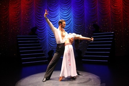 Maryna Berezhniuk - Ballroom Dancer