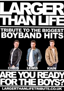Larger Than Life - Other Tribute Band