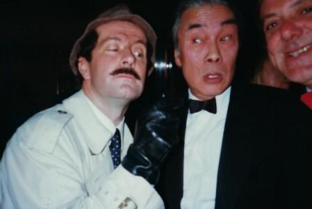 Inspector Clouseau Lookalike (Charles Haslett) - Inspector Clouseau Lookalike