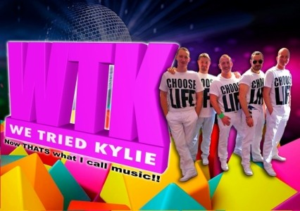 We Tried Kylie - 80s Tribute Band