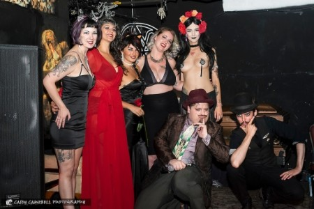 The Mad Marquis / Critical Hit Burlesque - Other Dance Performer