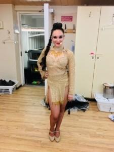 Danielle Fattore - Female Dancer