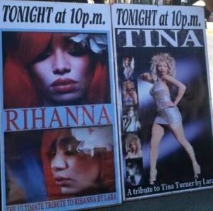 Lara sinclaire Tina Rihanna and Soul Diva - Tina Turner Tribute Act