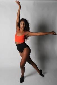 Gemma-Jayde Naidoo - Female Dancer