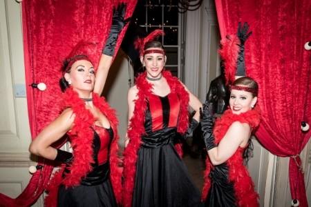 Rosettas Variety Entertainment  - Dance Act