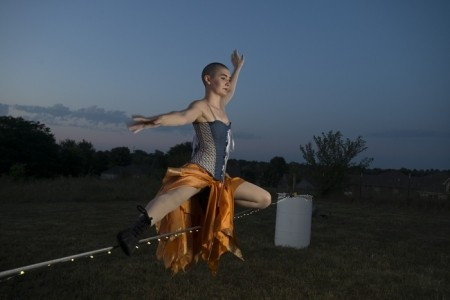 Madeline Falley - Circus Performer
