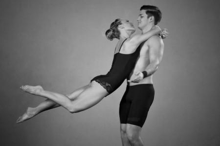 Duo Callis - hand to hand acrobatics - Acrobalance / Adagio / Hand to Hand Act