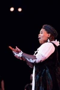Khumbuzile Dhlamini  - Opera Singer