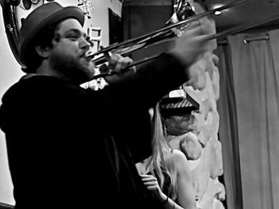 Monty Biggins - Blues Band