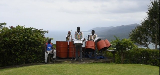 Jamaica Hummingbirds Steel Band image