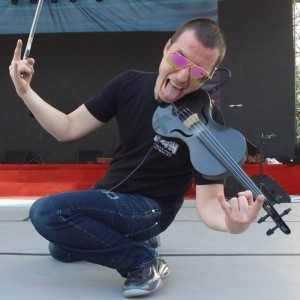 Cyril ZARDE - Violinist