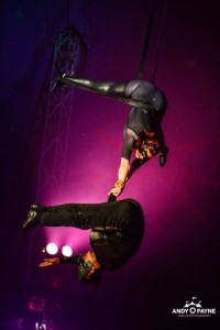 Sofia Gara - Aerialist / Acrobat