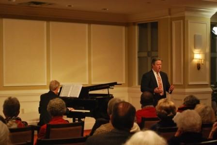 Jeffrey Day - Opera Singer