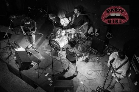 PartyGirl - Wedding Band