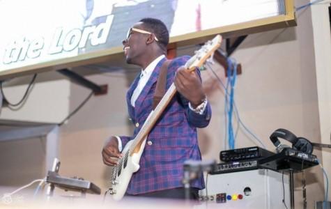 Prince Sennah - Bass Guitarist
