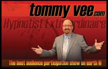 Tommy Vee - Hypnotist