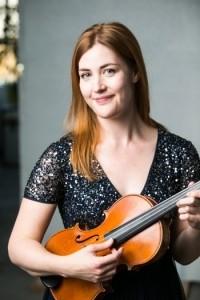 Sarah Buchan Violinist - Violinist
