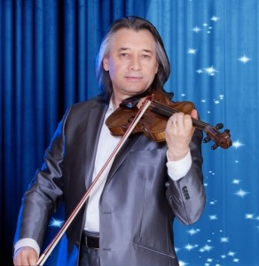 Sergei & Olga (Duo) violin & piano - Violinist