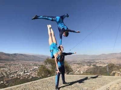 Kirill Orlov - Aerialist / Acrobat