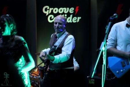 Groove Collider - Wedding Band