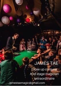 James Tae   - Other Magic & Illusion Act