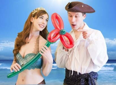 Mermaid Merchelle and Pirate Pete - Other Speciality Act