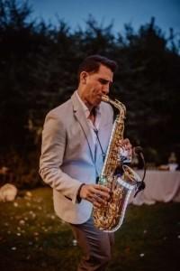 Fabian Rivero Saxophonist - Saxophonist