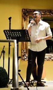 Timothy James Firmalo - Jazz Singer