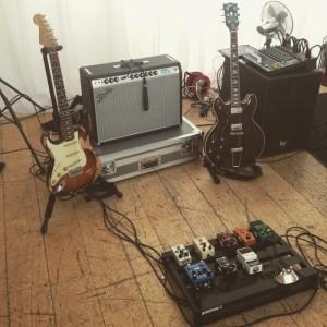 Steve Hehir - Electric Guitarist