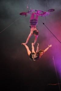 Polinde - Aerialist / Acrobat