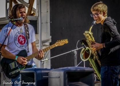 Aaron Ball Band image
