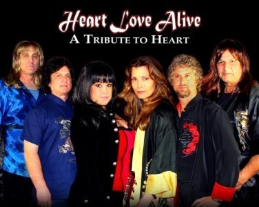 Heart Love Alive Tribute To Heart - 70s Tribute Band