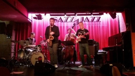 Pierre Lognay - Jazz Band