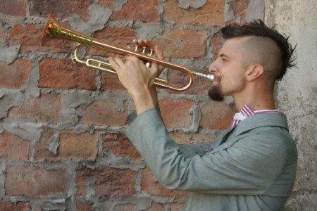 Germán Trompeta - Trumpeter