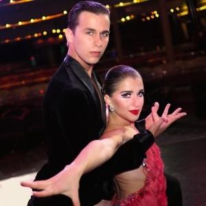 BAllroom dancer and Modern dancer - Ballroom Dancer