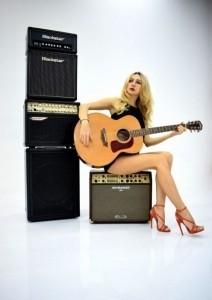 Elena singing guitarist  - Guitar Singer
